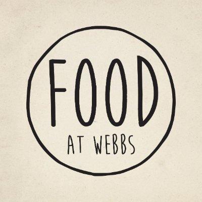 Food at Webbs